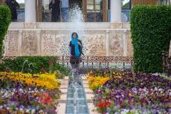 Grădina cu flori