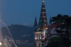 Batumi by night