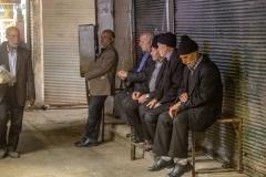 Iranieni în bazar